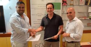 Ecocleans firma su segunda franquicia de la mano de la consultora T4 Franquicias