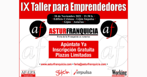 Taller para Emprendedores 2021 en AsturFranquicia