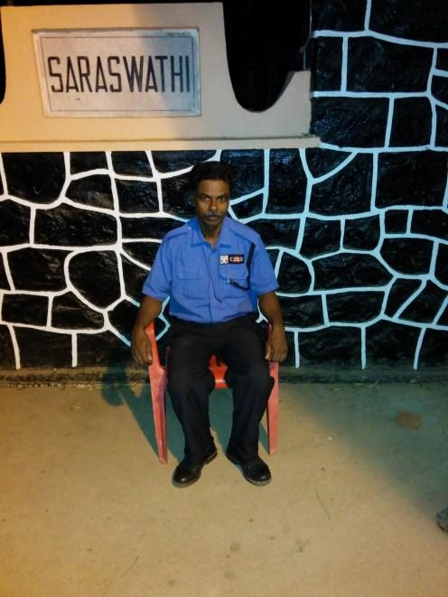 Saras Security Guard