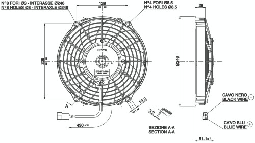 small resolution of va07 ap7c 31 dimensioned drawing