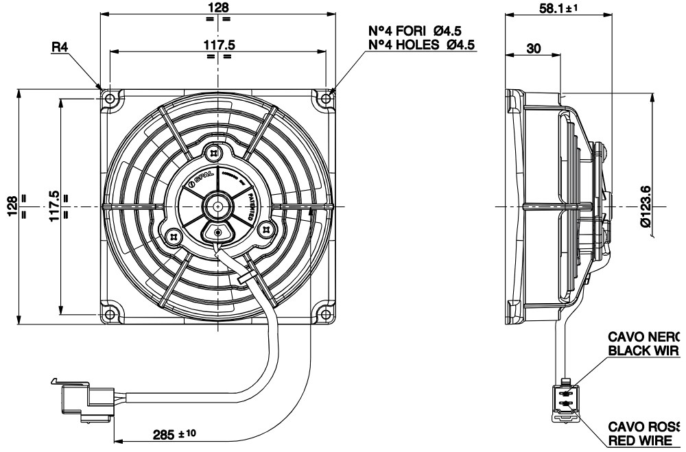 medium resolution of spal fans wiring diagram 19 wiring diagrams konsult spal fan controller wiring diagram spal fan wiring diagram
