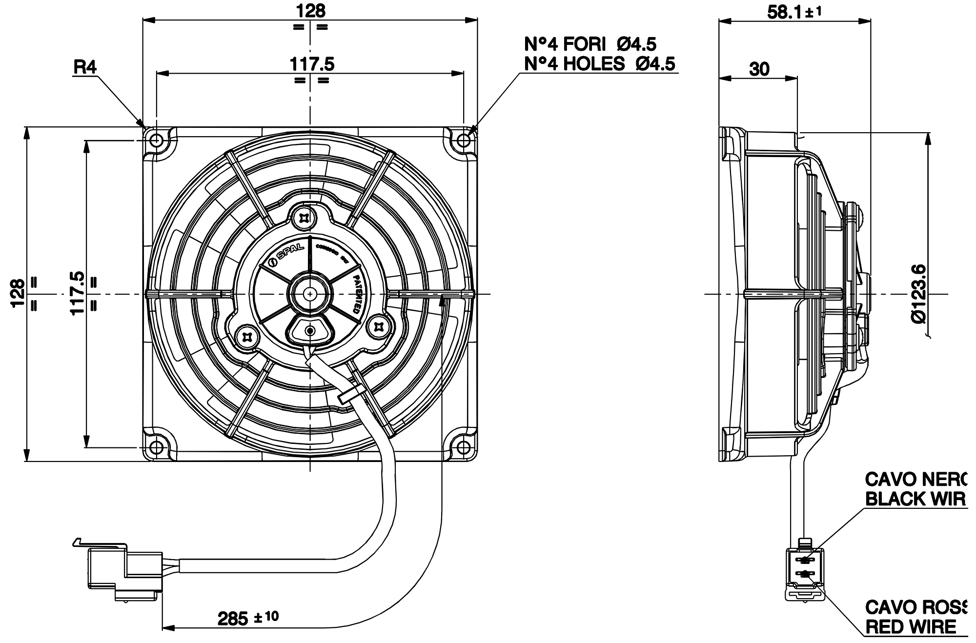 hight resolution of spal fans wiring diagram 19 wiring diagrams konsult spal fan controller wiring diagram spal fan wiring diagram