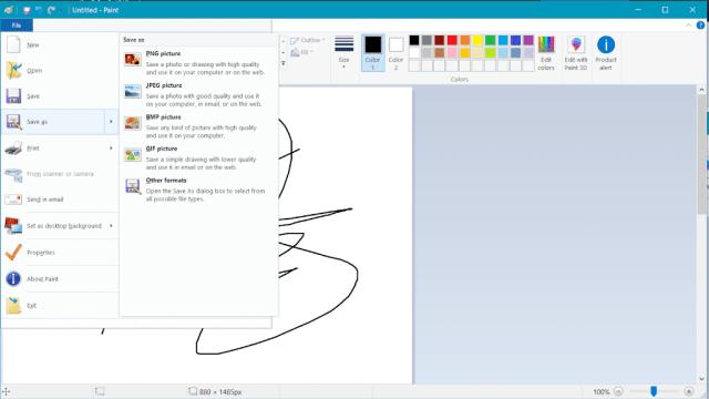 تحميل برنامج الرسام لويندوز XP,7,8 كامل مجاناً 2018