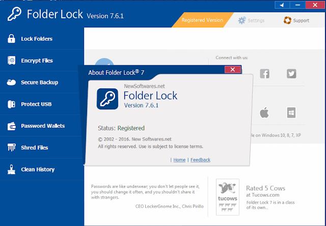 تحميل برنامج folder lock كامل مع السيريال افضل برنامج قفل الملفات