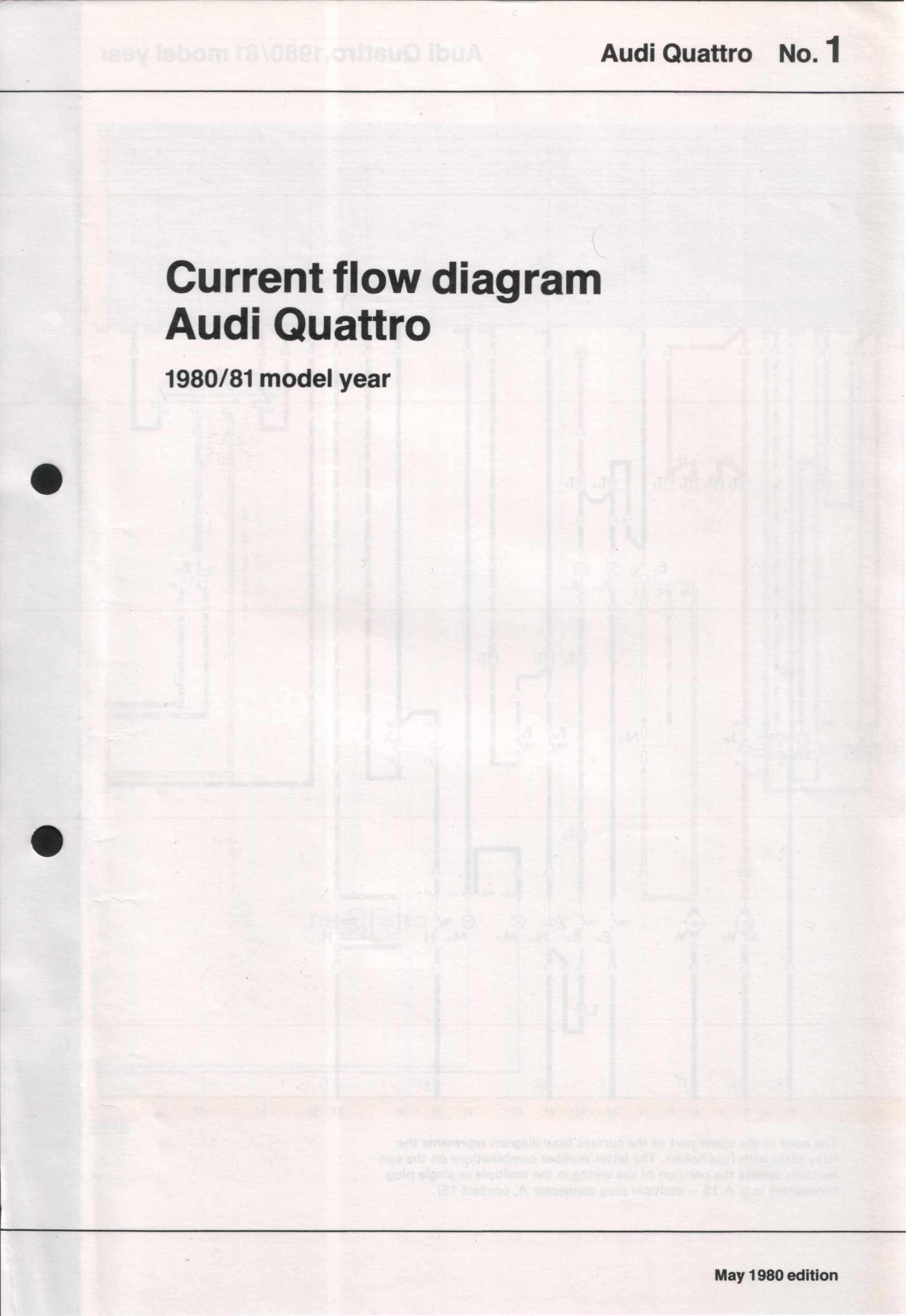 hight resolution of audi quattro wiring diagram