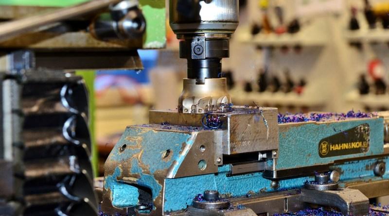 Milling Cutters Milling Machining  - Capri23auto / Pixabay