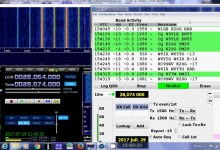 Photo of FT8, FT4, PSK, RTTY, JT65, JT9 Frequencies for Region-1