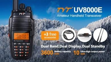 Photo of TYT UV8000E Amatör Bant El Telsizi Ürün İnceleme