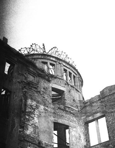 Genbaku Dome Hiroshima - Photo Takuma Shindo