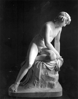Narcissus (John Gibson, 1838)