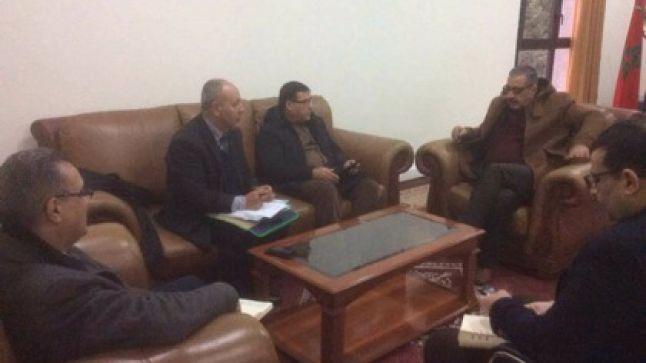 البرنامج الوطني للتعبئة المجتمعية حول مدرسة المواطنة المغربية بأكاديمية   بجهة طنجة تطوان الحسيمة