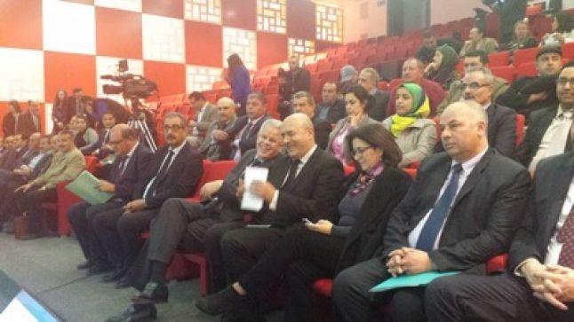 برنامج إعادة تأهيل المؤسسات المدرسية  بإقليم الفحص- أنجرة في صلب مشروع تعزيز تعبئة الفاعلين والشركاء حول المدرسة المغربية