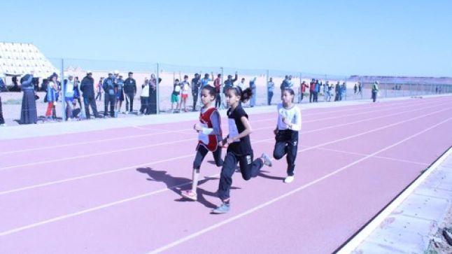 ورزازات: البطولة الجهوية لألعاب القوى المدرسية..