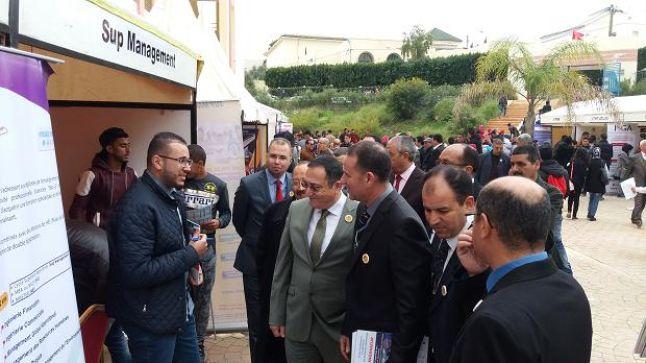 تاونات: الفرع الإقليمي للجمعية المغربية لأطر التوجيه والتخطيط التربوي ينظم الملتقى السادس للاعلام والتوجيه