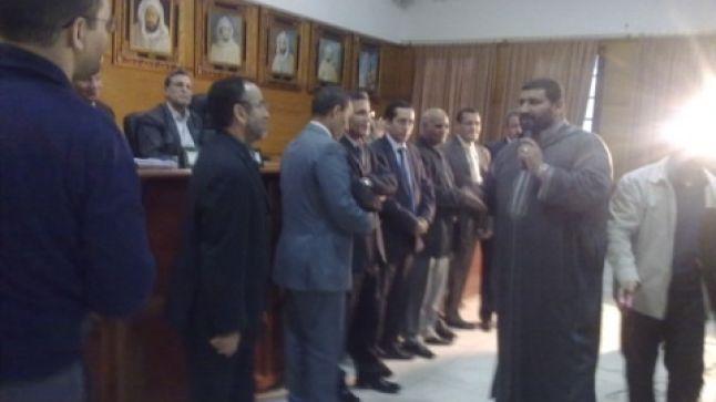 مائدة مستديرة حول واقع المنظومة التربوية بإقليم سيدي قاسم