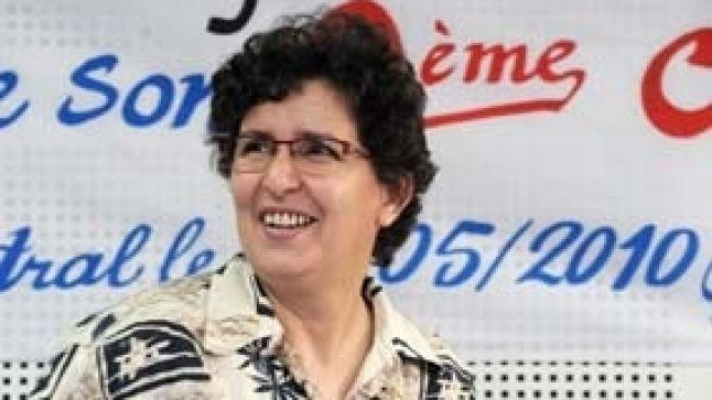 خديجة رياضي تفوز بجائزة الأمم المتحدة لحقوق الإنسان