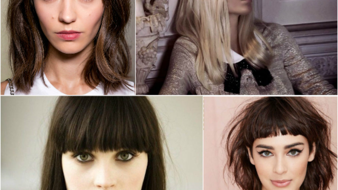 cheveux 16 idees de frange en images