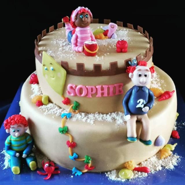 Happy Birthday Sophie verjaardagstaart sophie happybirthday smartflexvelvet instacake instacakedesign taartvansabhellip