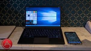 استعراض لمواصفات وتصميم هاتف Elite x3 بنظام تشغيل Windows 10