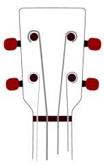 Tete ukulele accordage