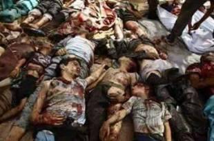 ضحايا حادث اتوبيس المنيا اليوم