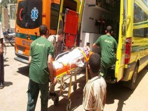 مقتل 26 من اقباط المنيا