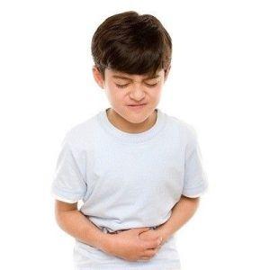 علاج مغص البطن -1