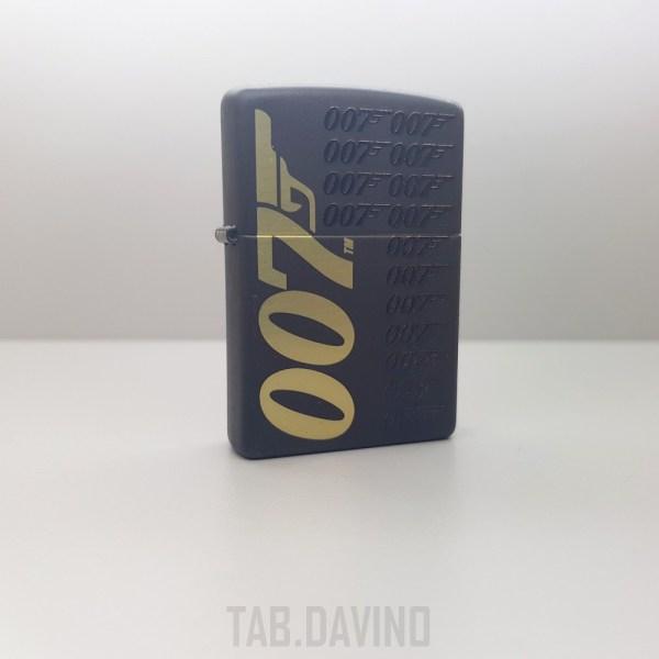 Zippo Lighter James Bond 007 5791 Original