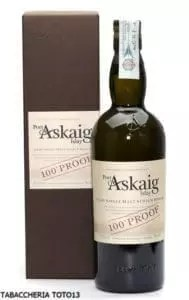 PORT ASKAIG ISLAY 100 PROOF