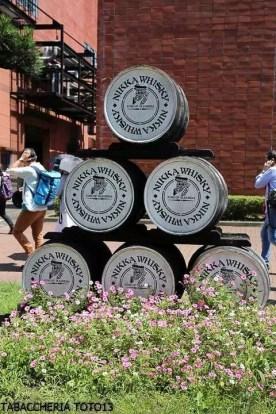 Visita distilleria Miyagikyo Nikka whisky TABACCHERIA TOTO13-2