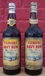 l'immagine in etichetta riproduce quella usata da Caroni negli anni '40,