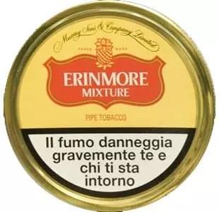 confezione tabacco da pipa erinmore mixture