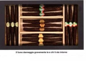 Composizione scatola regalo Toscano Scrigno