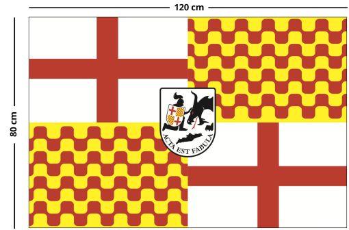 Bandera Oficial de Tabarnia