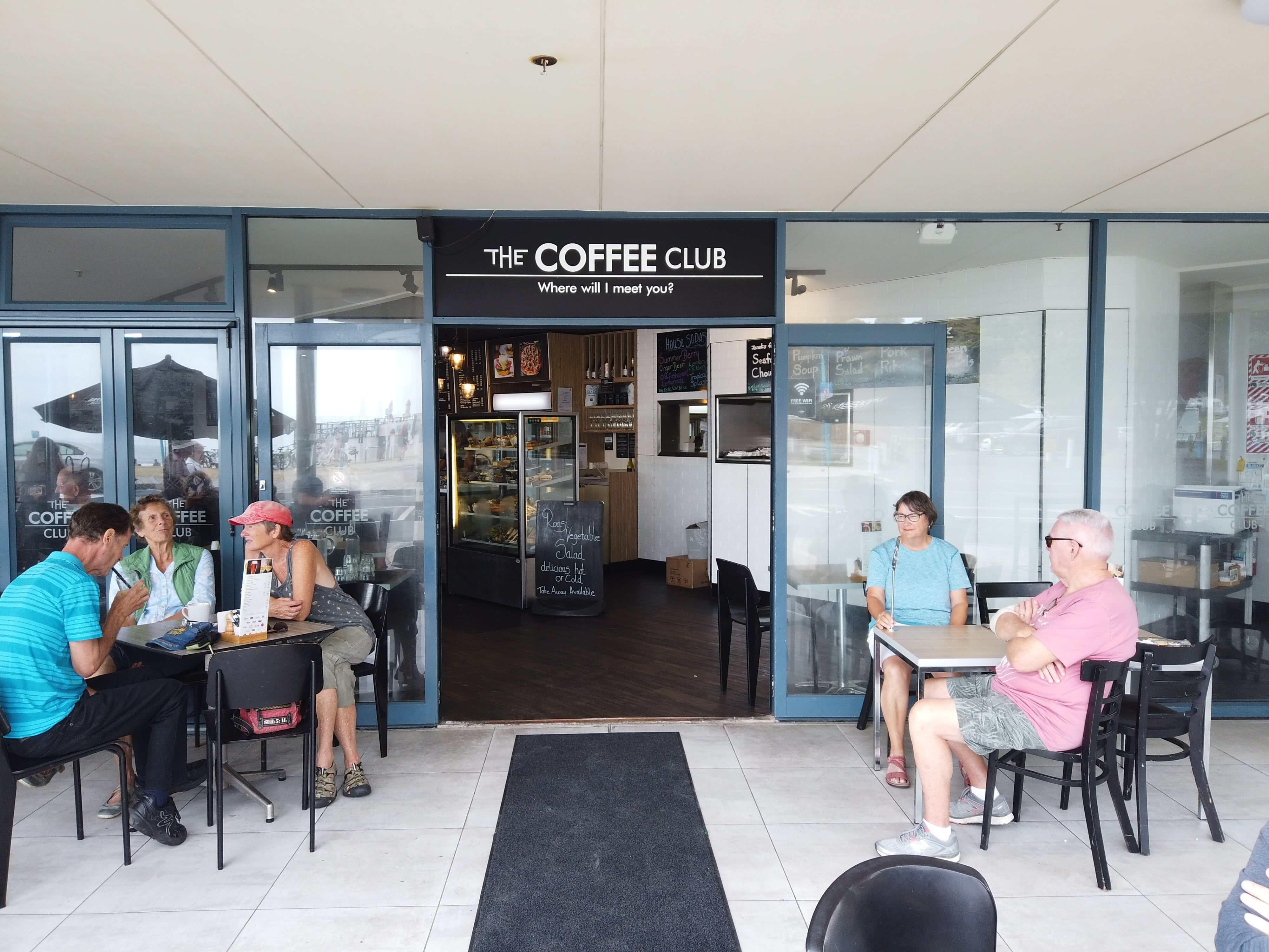 タウランガ コーヒークラブ