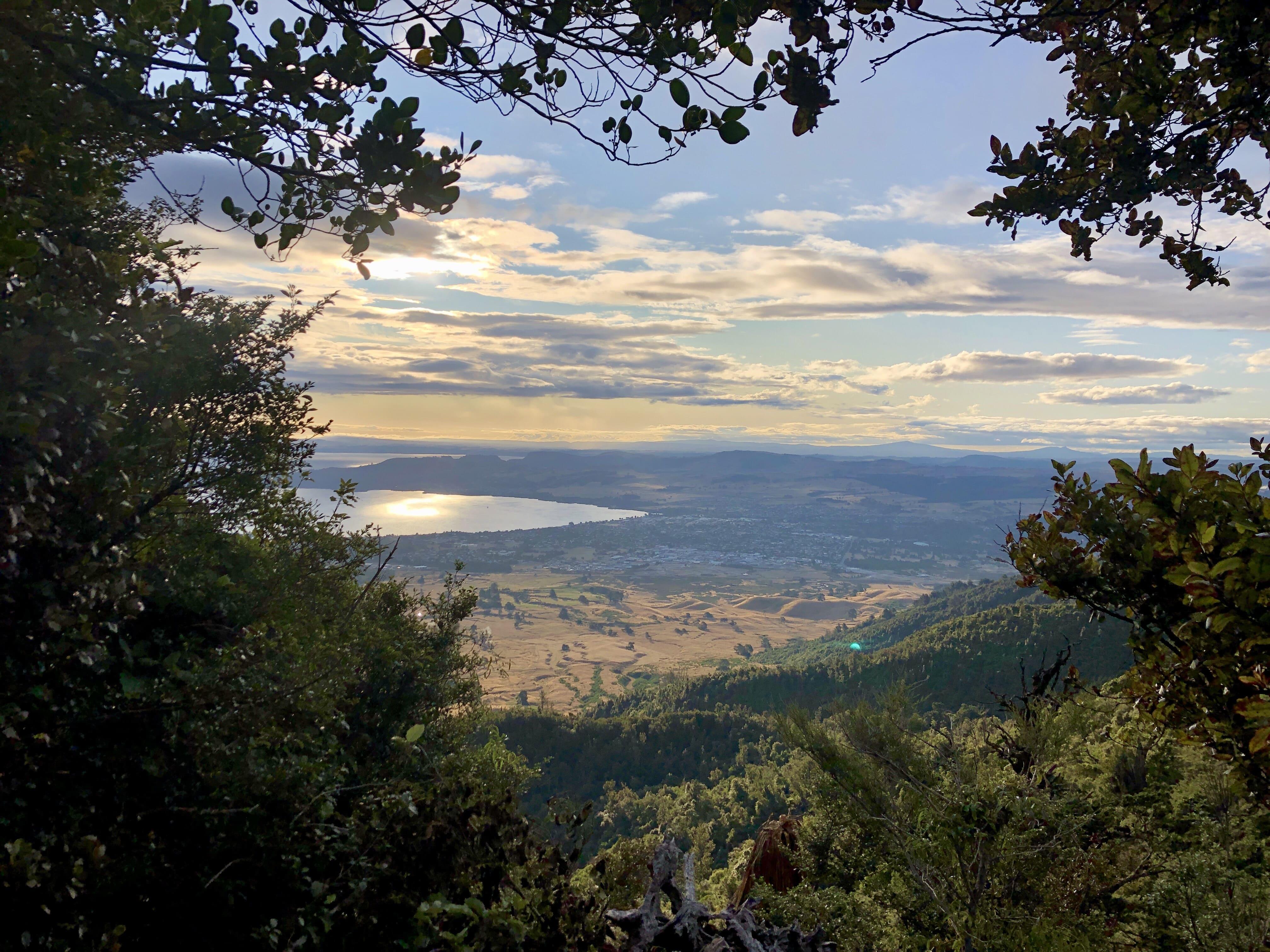 タウハラ山