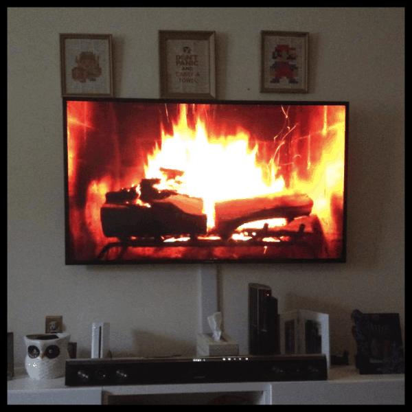 Fireplace_on_TV