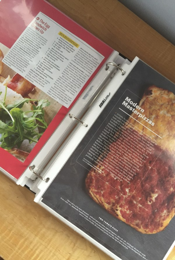 DIY Recipe Binder