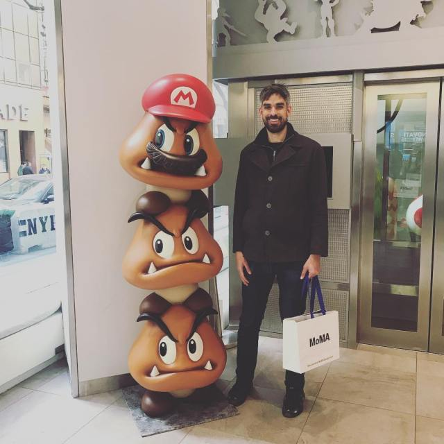 Am I allowed one ironic mcm? forgoombamario obvs