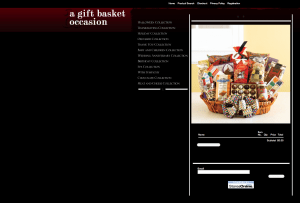 A Gift Basket Occasion