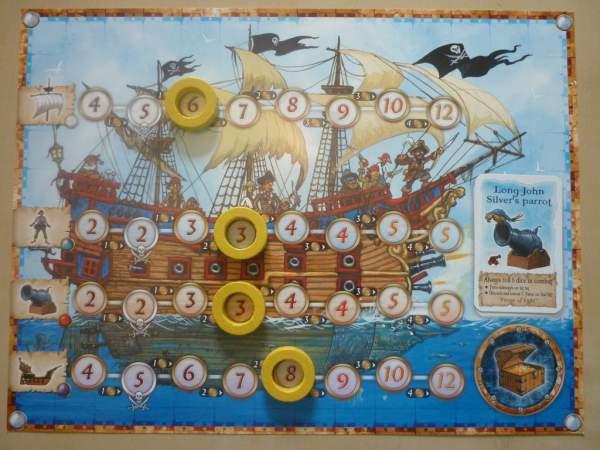 Ficha Pirate's Cove
