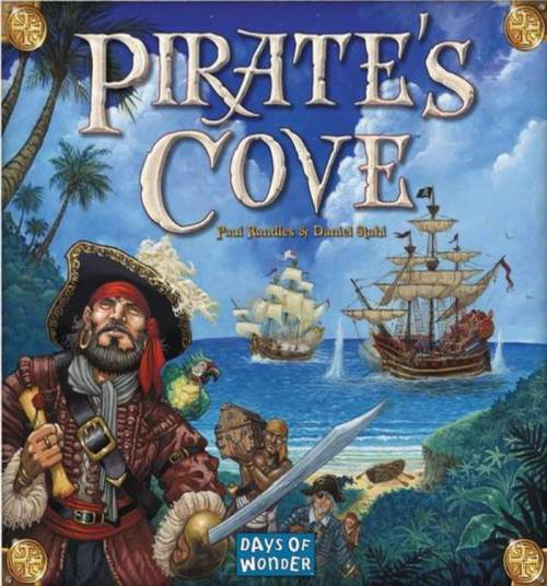 Portada del Pirate's Cove