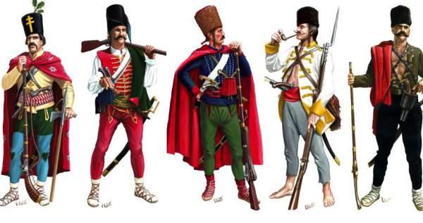 Grenzers (infantería austriaca)