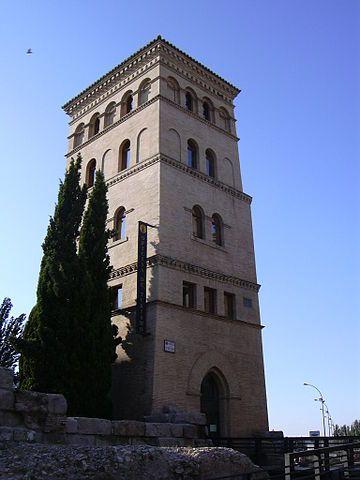 El torreón de la Zuda