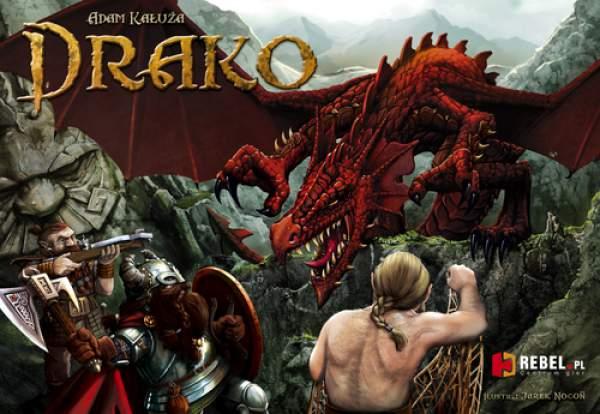 Portada del Drako