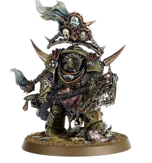 Señor del Contagio - Guardia de la Muerte