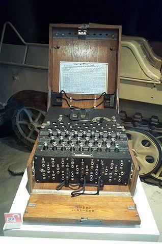 Enigma - cifrado