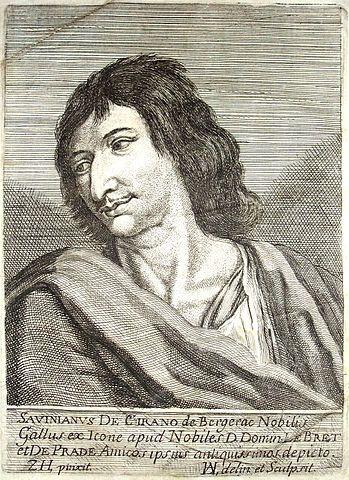Cyrano de Bergerac - capa y espada