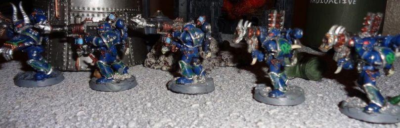 Aniquiladores - Legión Alfa