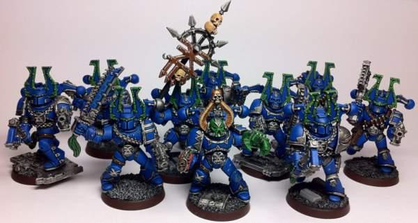 Berserkers - Legión Alfa
